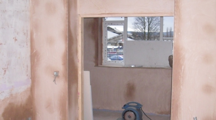 House Renovation, Otley During - 8